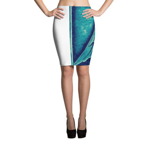 HEGALDÜN ZURO Pencil Skirt