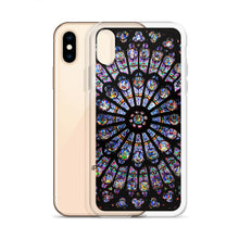 Load image into Gallery viewer, ARROSA FIGURA Cathédrale Notre-Dame Paris IPhone Case