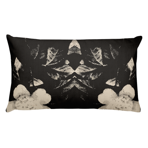 KORTESIA MIRAIL SHADOWS B&W Premium Pillow