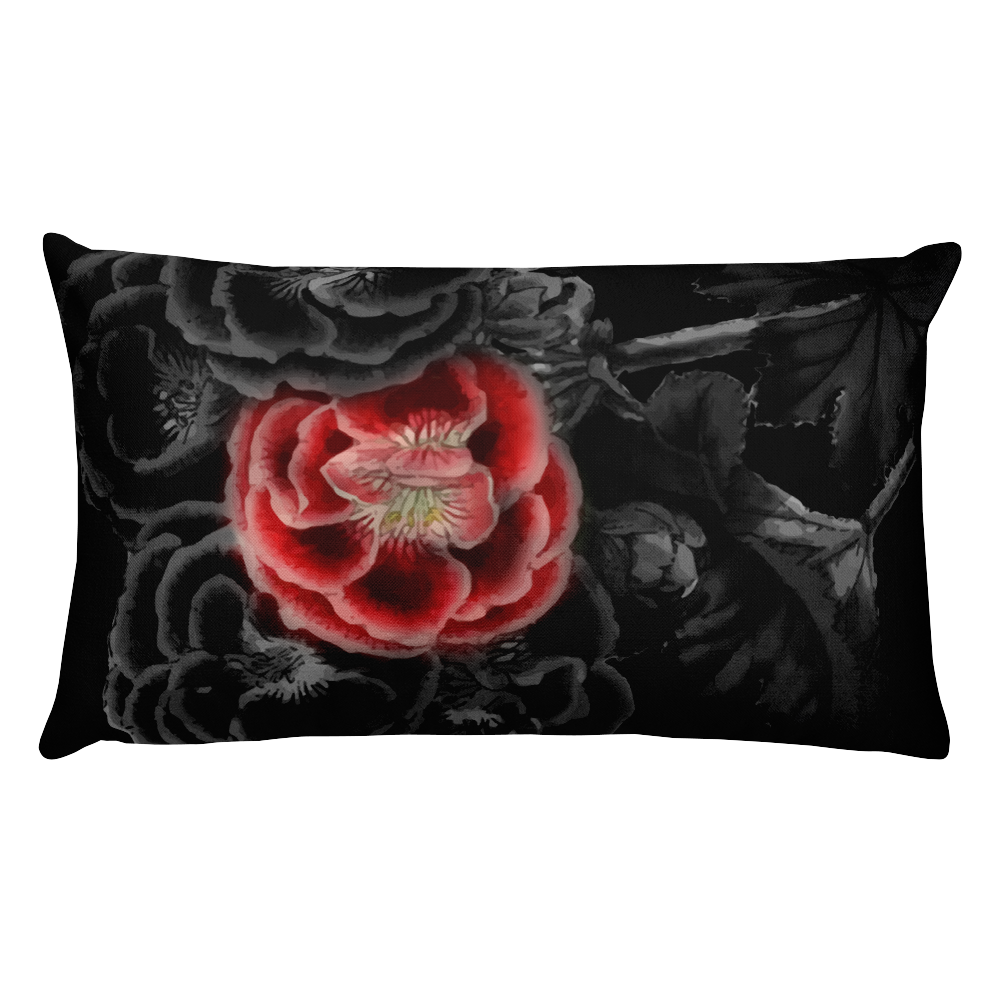 ROUGE-CŒUR Premium Pillow