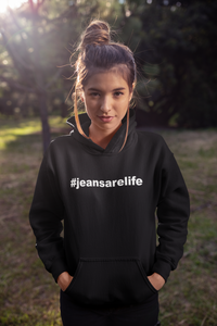 Jeans are life - Unisex Hoodie