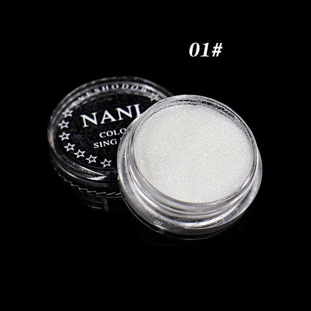 Makeup 24 Colors Cosmetics Eyes Lip Face Makeup Glitter Shimmer Powder Monochrome Eyes Baby Bride Pearl Powder Glitters Shining Make Up