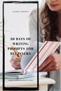 30 Days of Journal Prompts for Beginners | Journals of Discovery