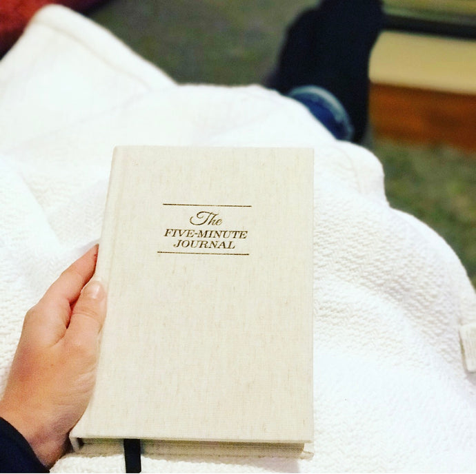 How The Five Minute Journal Positively Impacted my Life