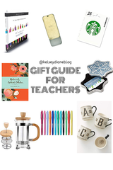 Gift guide for Teachers
