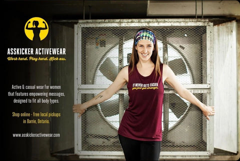Asskicker Activewear