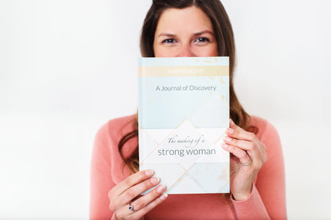 Prompts journals for self-care and women by Journals of Discovery