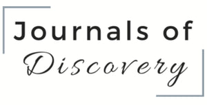 Journals of discovery logo