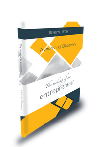 Guided self care journal for entrepreneurs The Making of an Entrepreneur