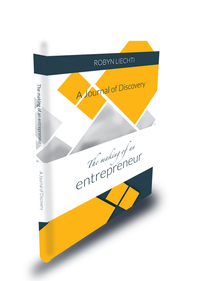 The Making of an Entrepreneur - Journals of Discovery | Guided Keepsake Journals