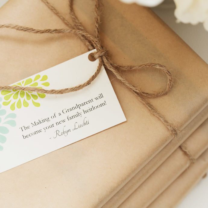 Gift Wrapping - Journals of Discovery