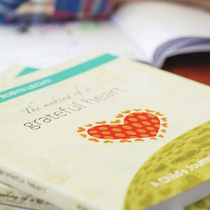 The Making of a Grateful Heart - Journals of Discovery | Guided Keepsake Journals