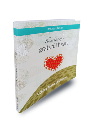 Daily kids gratitude journal and prompts for kids The Making of a Grateful Heart by Journals of Discovery