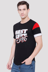 Best Kept Secret Black T-Shirt for Men