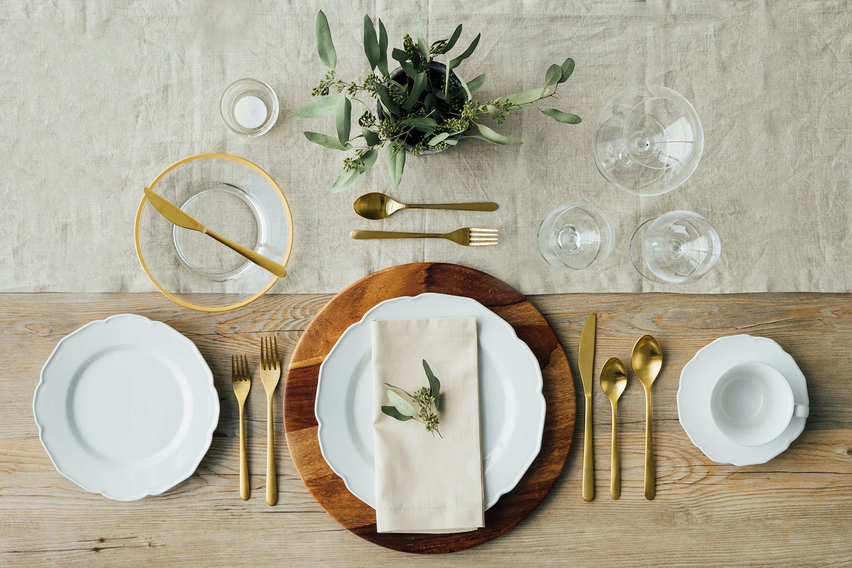 Basic Table Setting for any Occasion