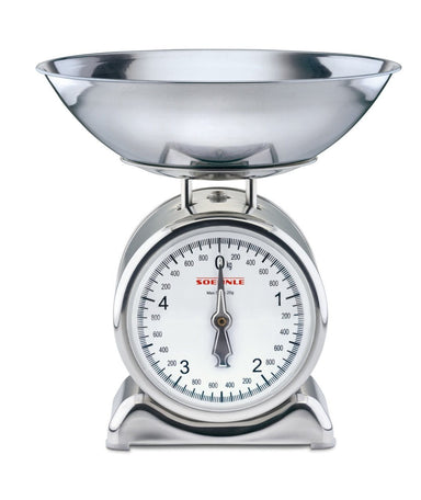 Soehnle Silvia Mech Kitch Scale 5Kg - Bronx Homewares