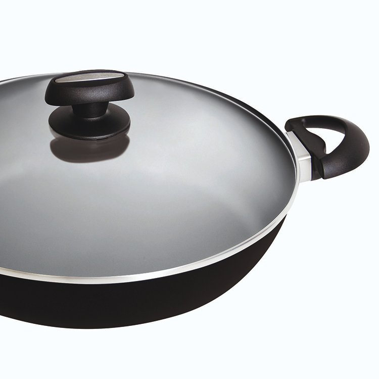 Scanpan Evolution Chefs Pan 32cm/4L with lid