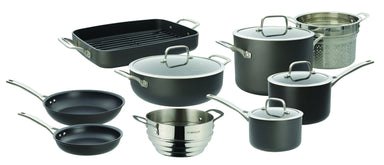 Pyrolux HA+ 10Pce Non-Stick Cookware Set - Bronx Homewares