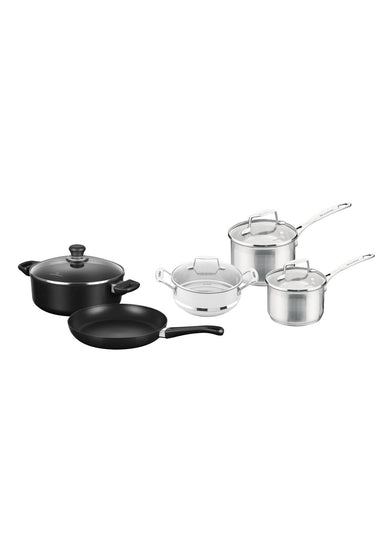 Scanpan Induction+ and Impact 5 Piece Set - Bronx Homewares