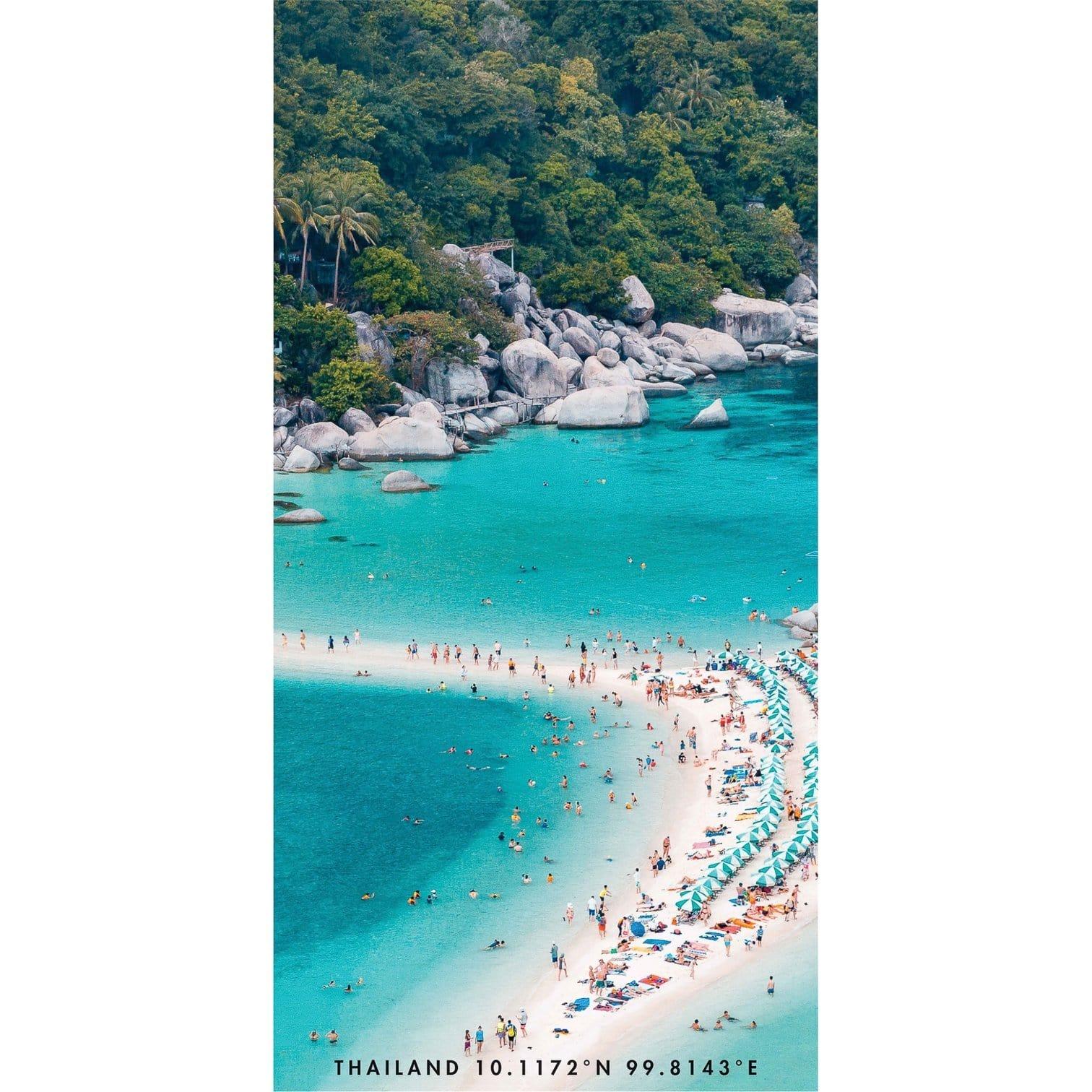 Thailand Island by Destination Towels