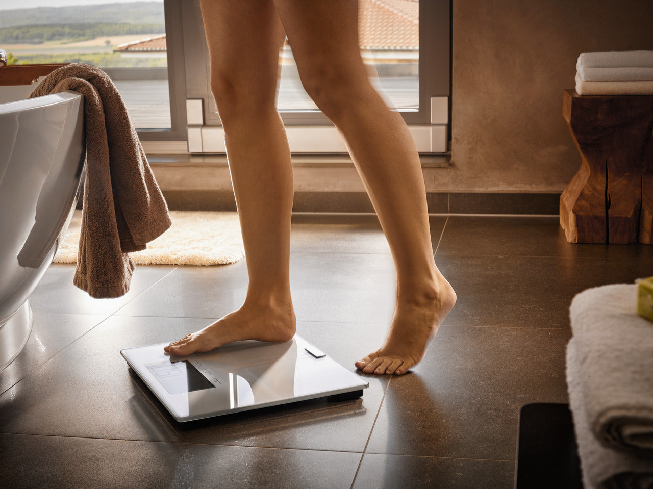 Soehnle Shape Sense Connect 200 with Bluetooth® Bathroom Scale 200kg Capacity S63873