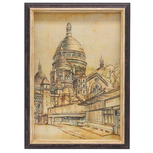 Cathedral Frame Wall Art