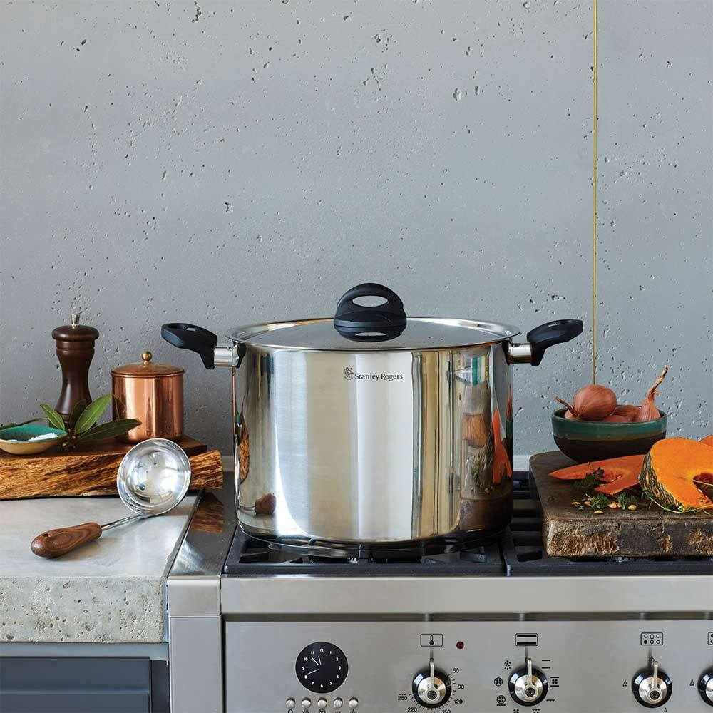 Stanley Rogers Stockpot 8L / 24cm