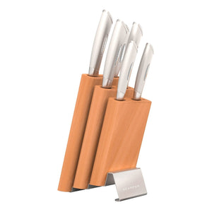 Scanpan 7 Piece Step Knife Block Set