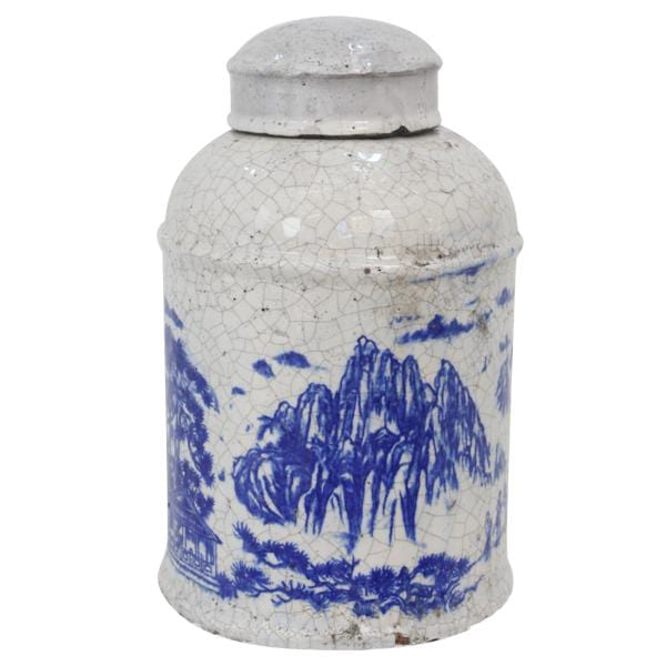 2 Nanjing Lidded Jar Medium