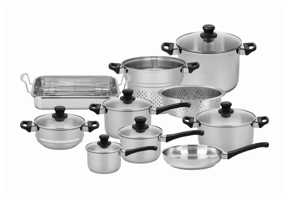 Scanpan Classic Inox 10 Piece Cookware Set