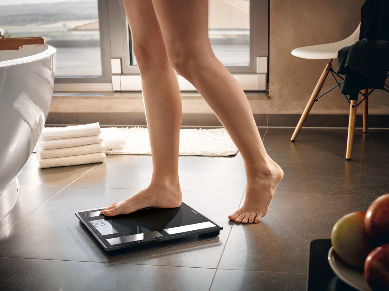Soehnle Shape Sense Connect 50 with Bluetooth® Bathroom Scale 180kg Capacity S63879