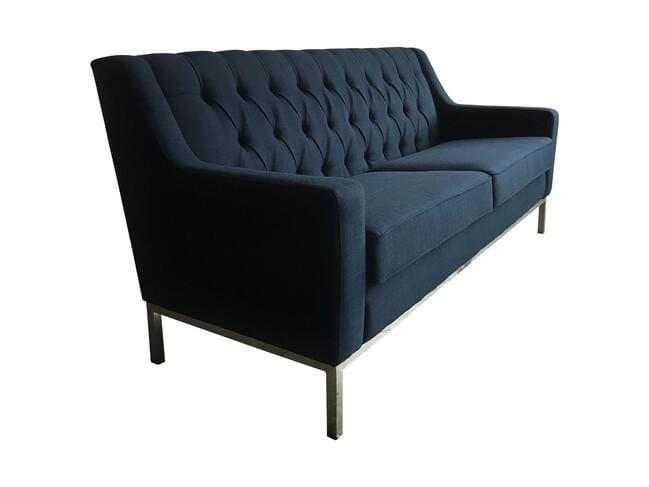 Montgomery Sofa French Navy