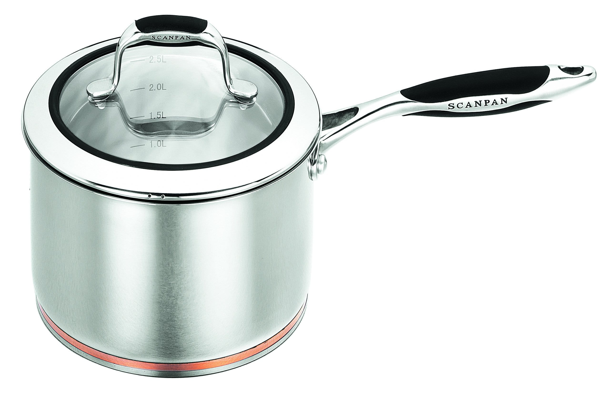 Scanpan Coppernox Saucepan 18cm/2.5L - Bronx Homewares