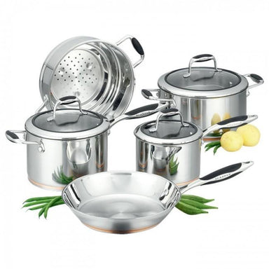 Scanpan Coppernox 5 Piece Cookware Set - Bronx Homewares