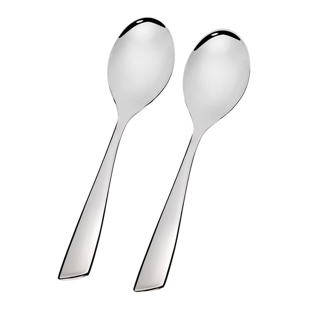 Stanley Rogers Soho Serving Spoons 2 Piece Set - Bronx Homewares