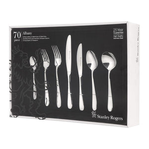 Load image into Gallery viewer, Stanley Rogers Albany 70 Piece Set - Bronx Homewares