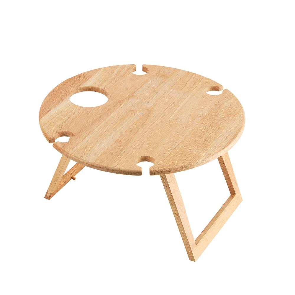 Stanley Rogers Travel Picnic Table Round