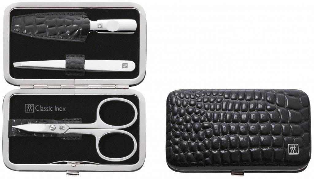 Zwilling Classic Inox Manicure Set Frame Case 3pc