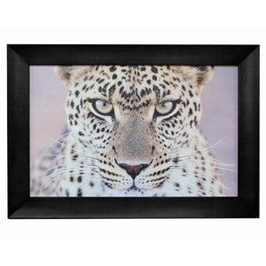 Load image into Gallery viewer, Leopard Portrait Wall Art 110x4x80cmh