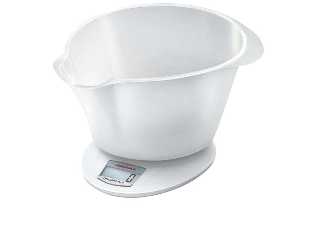 Soehnle Roma Plus Digital Kitchen Scale 5kg