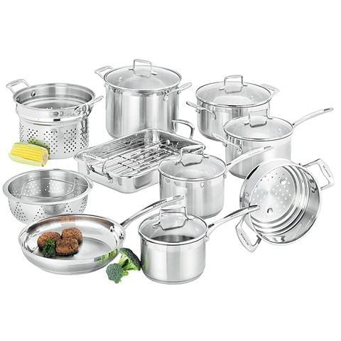 (Last One!) Scanpan Impact 10 Piece Cookware Set
