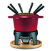 Swissmar Sierra 11pc Fondue Set Cherry Red - Bronx Homewares