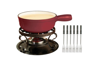 Swissmar Lugano 9-PC Fondue Set - Bronx Homewares