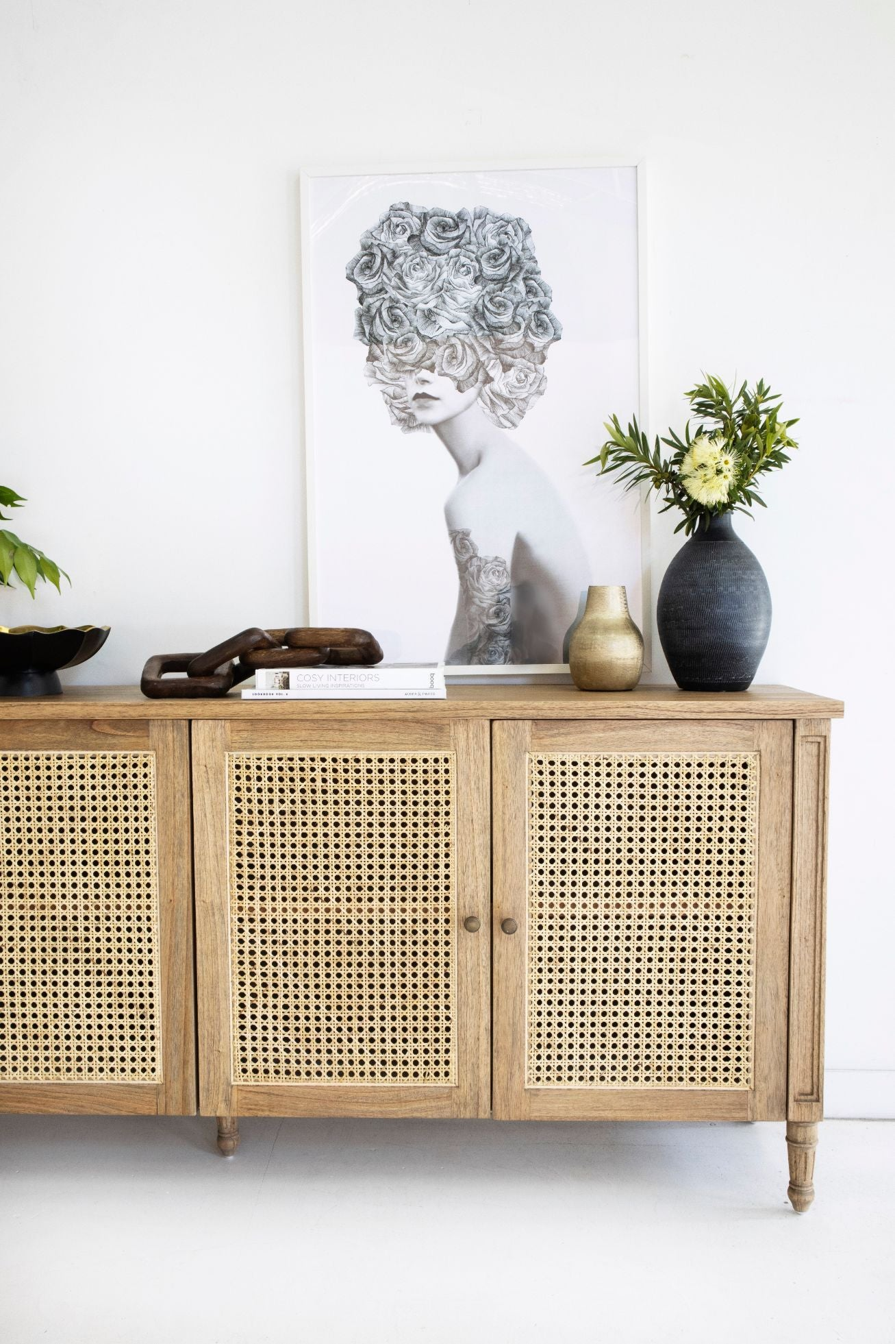 Hamilton Four Door Sideboard