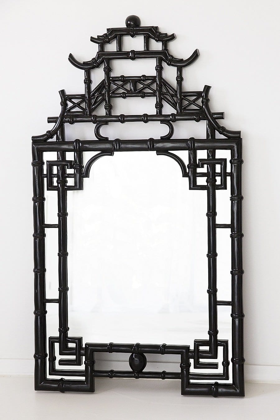 Pagoda Mirror by Abide Interiors