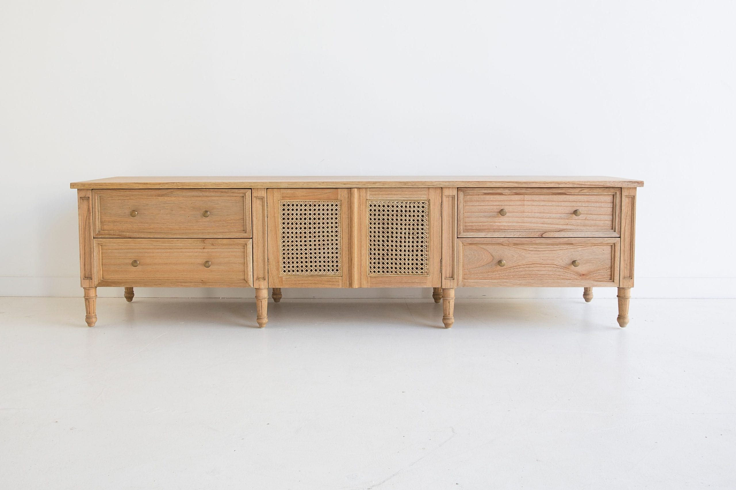Hamilton Entertainment Unit – Weathered Oak by Abide Interiors