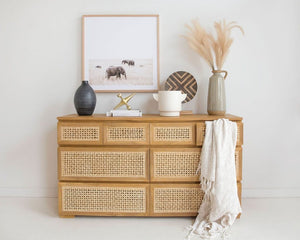 Load image into Gallery viewer, Fernando Chest Of Drawers – Eight Drawers by Abide Interiors