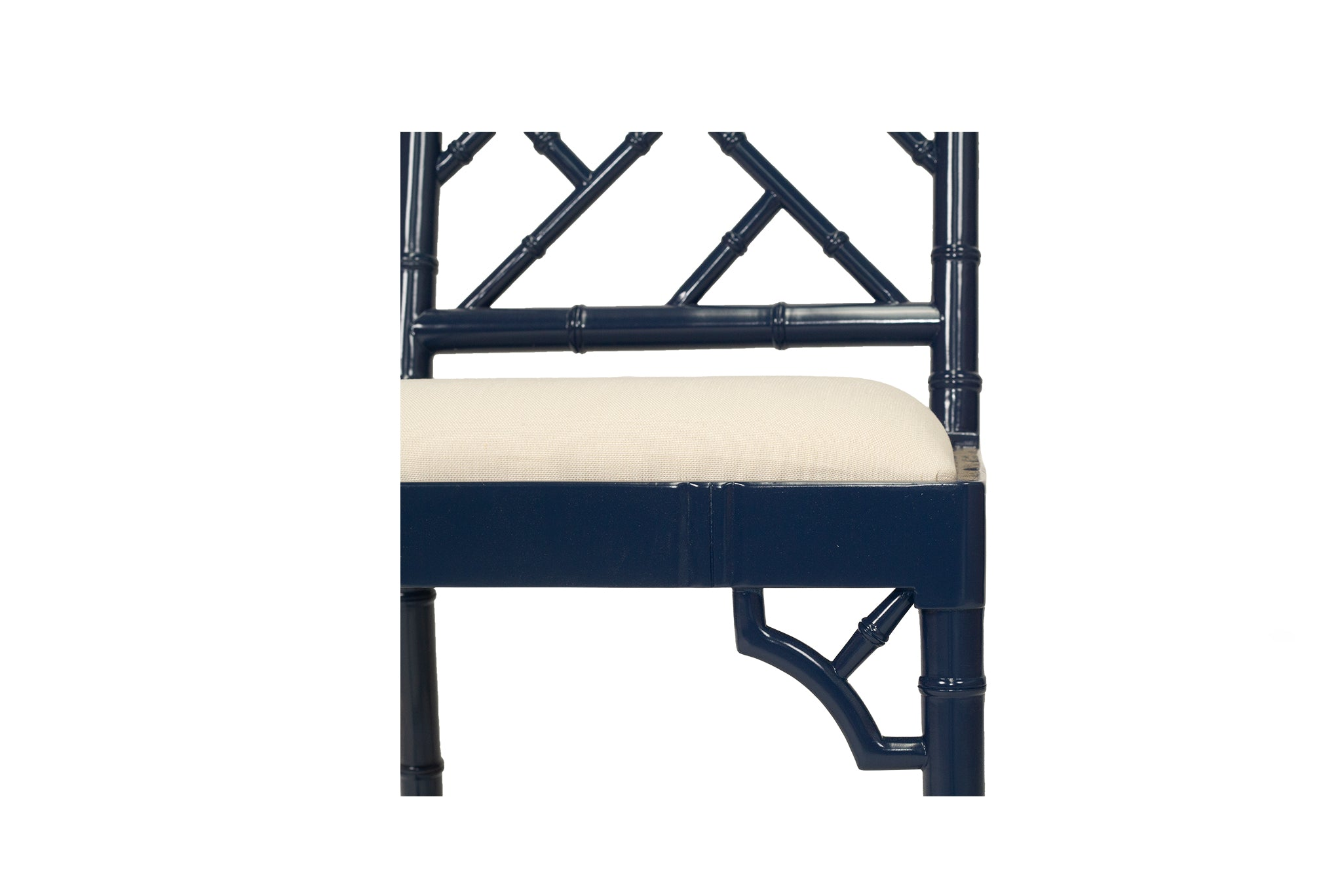 Chippendale Dining Chair – Navy