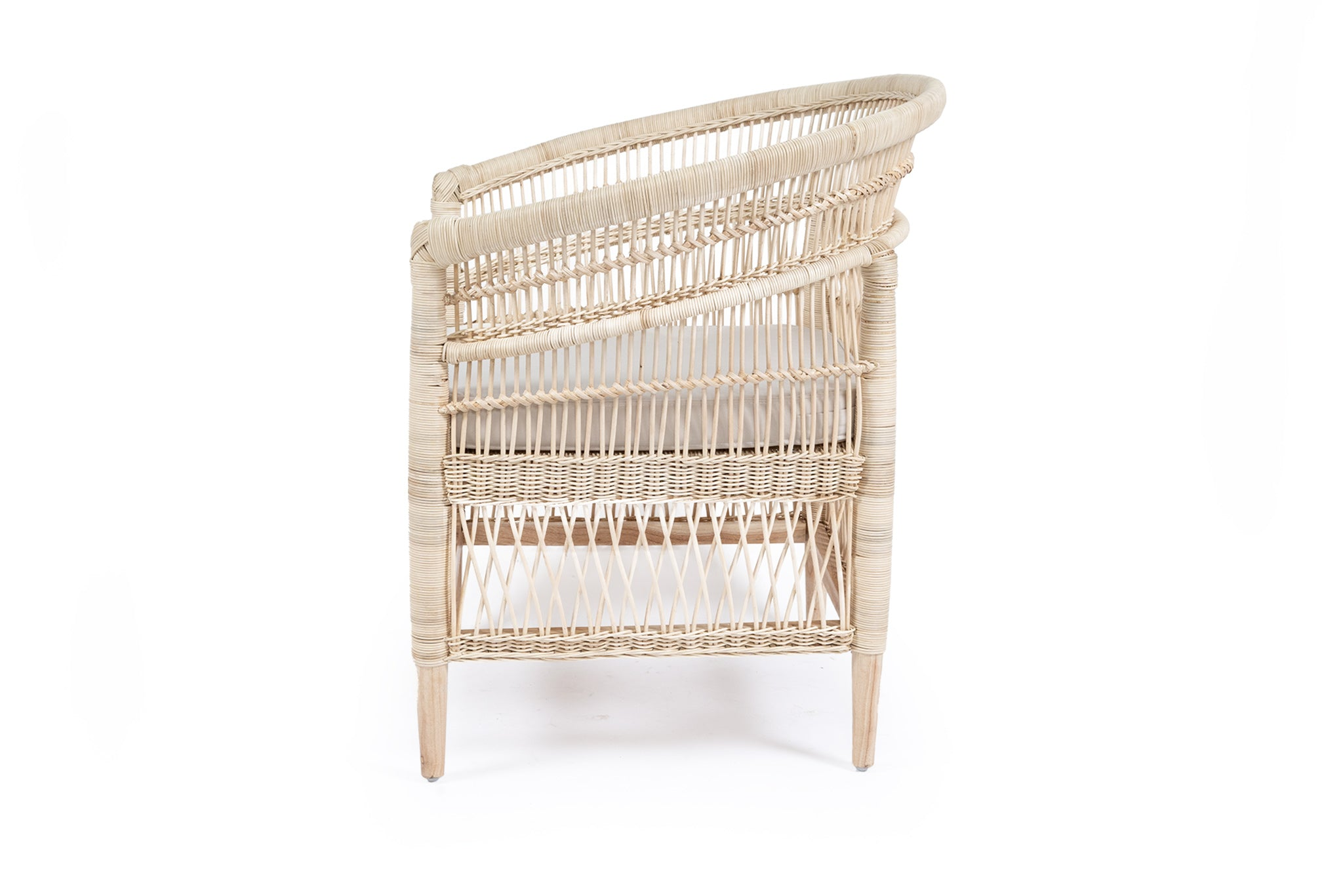 Malawi Armchair – Natural