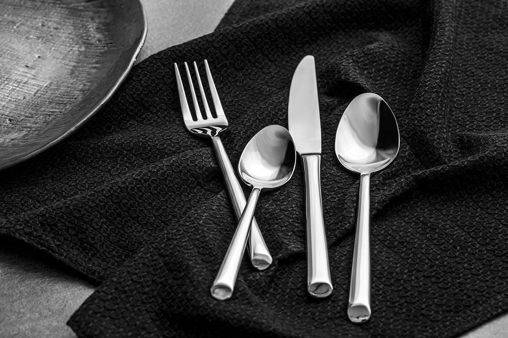 SHERVIN BEAUTY 40 PIECE CUTLERY SET - Bronx Homewares